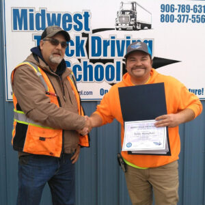 Midwest Truck Driving School - Mike LaCasse
